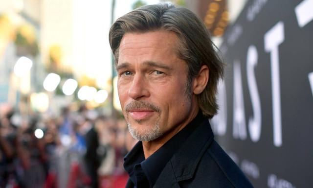 As 10 celebridades que não tem redes sociais! Brad Pitt