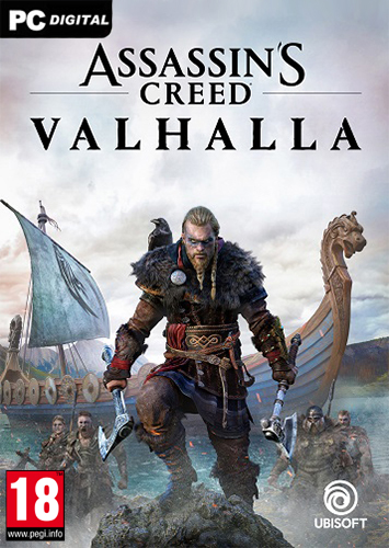 Assassin's Creed Valhalla [v 1.1.2] (2020) PC | RePack от R.G. Механики
