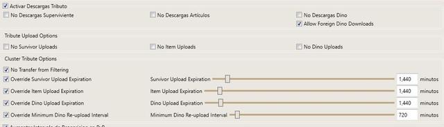 Configuración de cluster para jugar en red local :) | ARK