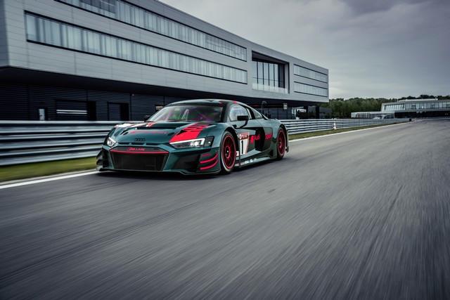 Audi R8 green hell : un hommage au palmarès de l'Audi R8 LMS A205760-medium