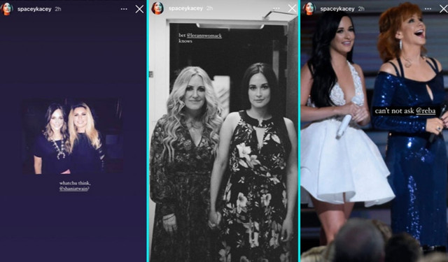 """Kacey Musgraves gives the middle finger to the Grammy Committee to """"snub"""" her"""