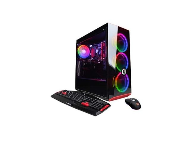 CYBERPOWERPC Gamer Xtreme GXiVR8060A6 Review