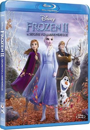 Frozen 2 - Il Segreto di Arendelle (2019) .mkv FullHD Untouched 1080p E-AC3 iTA TrueHD ENG AVC - DDN
