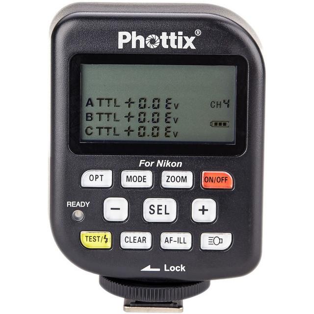 Phottix-Odin-TCU-TTL-Flash-Trigger-Transmitter-for-Nikon