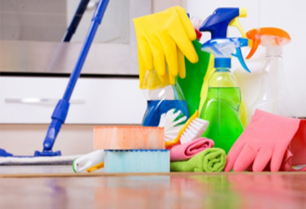 Step-by-step Notes on House Cleaning Services In Step by Step Order