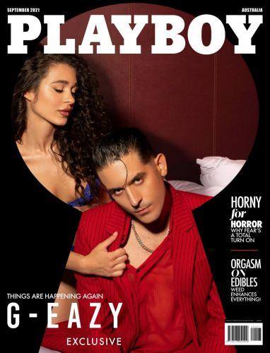 Cover: Playboy Australia – September 2021