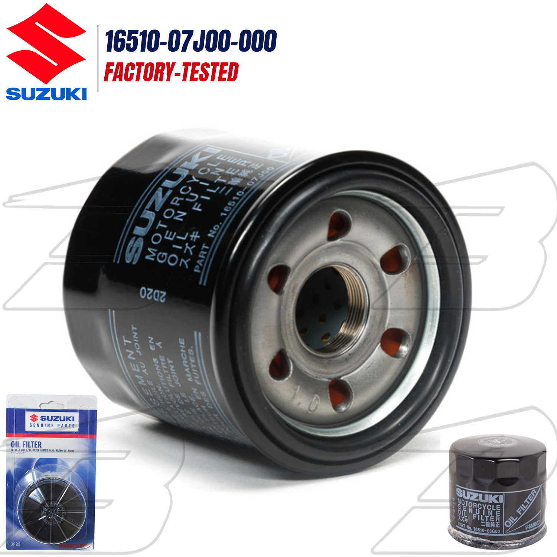 Filtro Olio Originale Suzuki GSX R 1000 16510-07J00-000