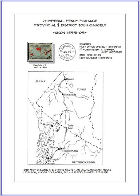 Map-Stamp-Album-Yukon-Territory