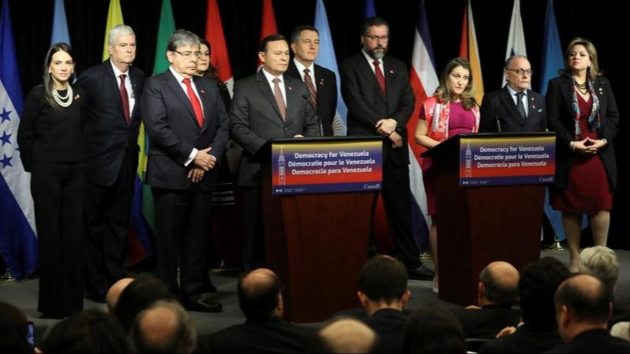 Grupo de Lima evalúa si aumentar promesas de ayuda a Venezuela o endurecer sanciones