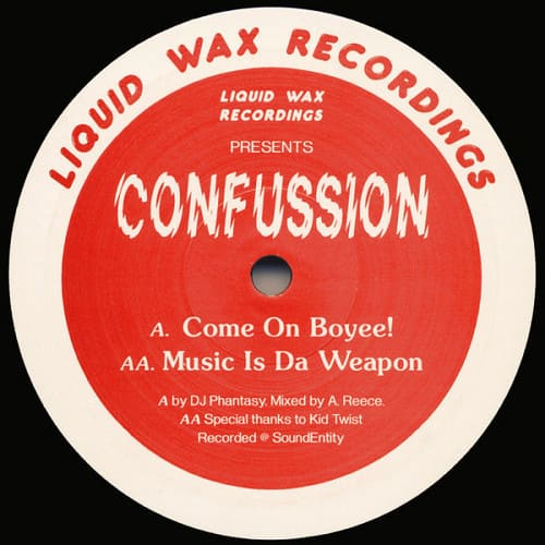 Download Confussion - Come On Boyee! / Music Is Da Weapon mp3