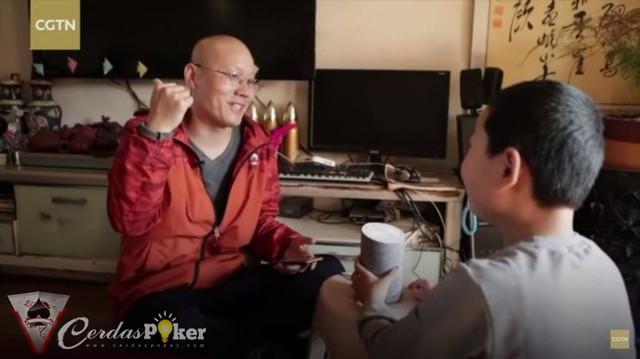 Seorang Ayah Rekam Suaranya di Smart Home Guna Keluarganya