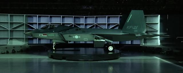 South-Korea-KF-21-outline-fighter