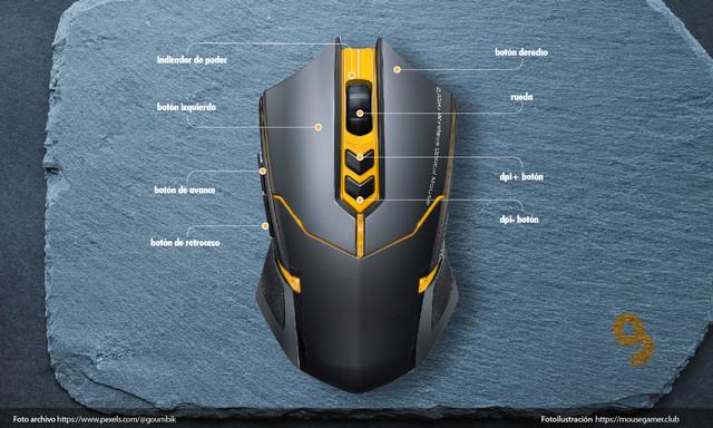 partes de un mouse gamer info01