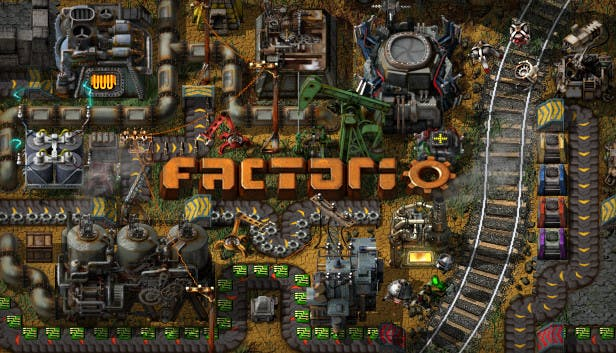 Factorio v0.17.72 (2013)