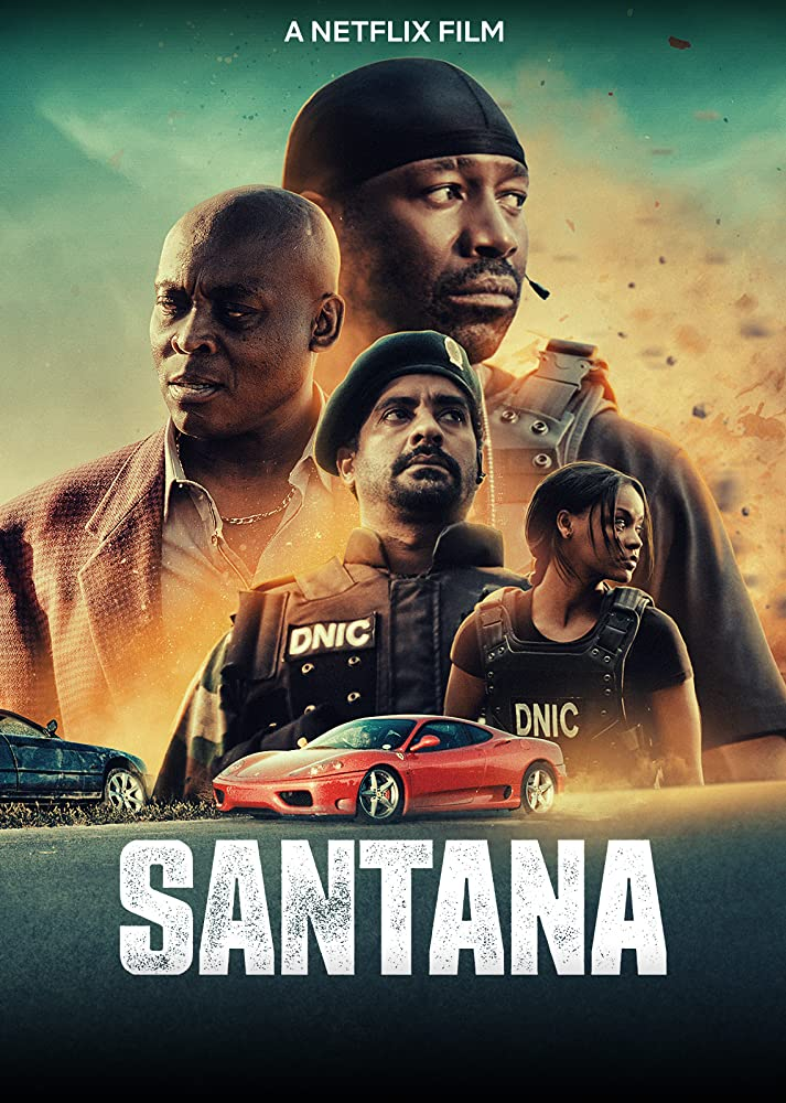 Santana 2020 English 720p HDRip ESubs 800MB | 300MB Download