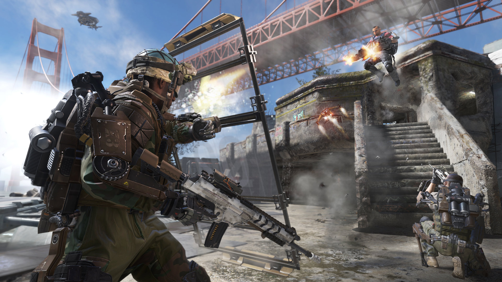 Among the best PS3 games, the CoD saga could not be missed