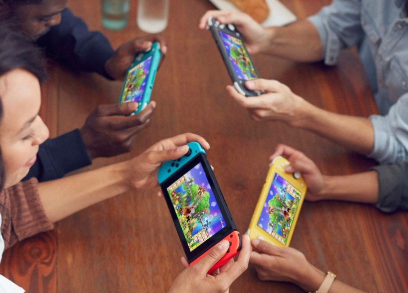 Nintendo Switch Lite multiplayer