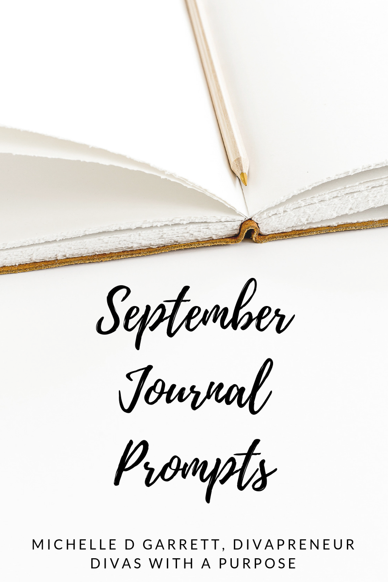 September Journal Prompts to use for family and business