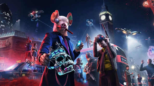Ubisoft Has Released An Official Statement In Regards To The Delay Of WATCH DOGS: LEGION