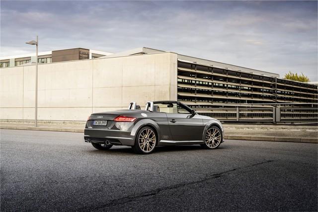 Accent sportif : l'Audi TTS competition plus A208538-medium