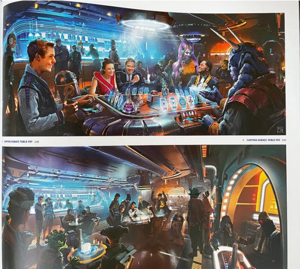 Star Wars: Galactic Starcruiser [Walt Disney World - 2022] - Page 8 163