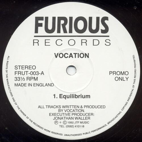 Vocation - Equilibrium