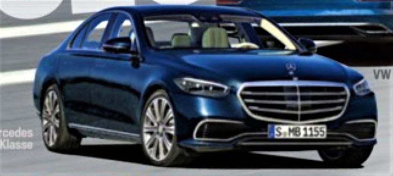 Mercedes-Benz Clase S (W223) 2020 49