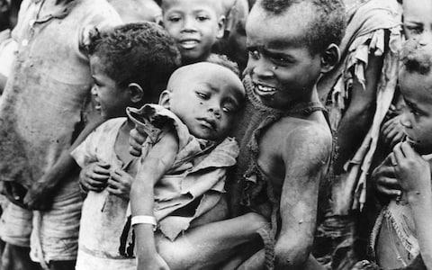 Ethiopia: Weaponized Starvation Image Source: https://images.app.goo.gl/Lbv3dkcXqY8Erfdu9