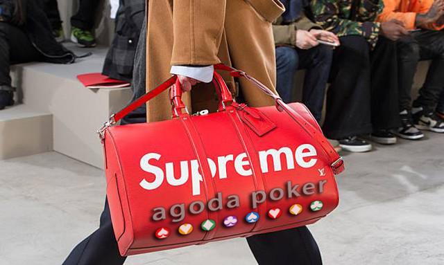 Selain Supreme Ini Logo Fashion Brand Terkuat di Dunia