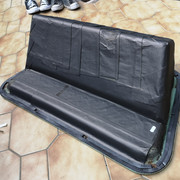 Invacar transmission service cover with added sound deadening