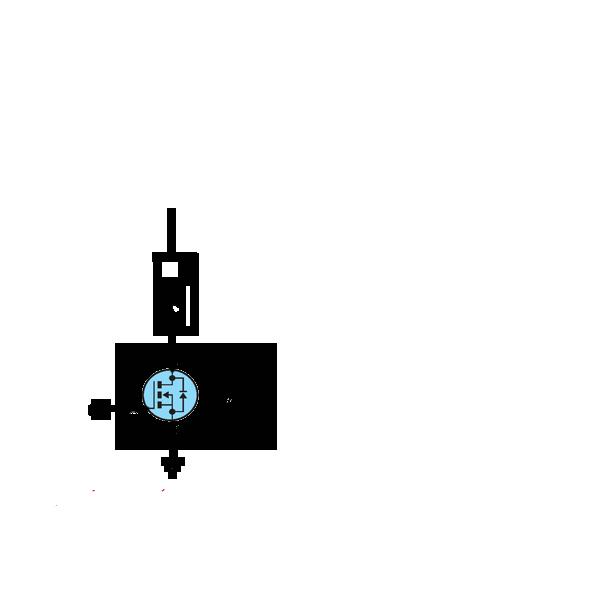 Podlaczenie mosfetu do mikrokontrolera