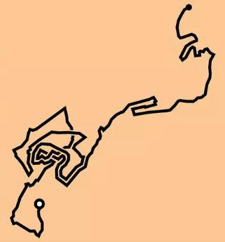 recorrido-linea-maraton-malta-travelmarathon-es