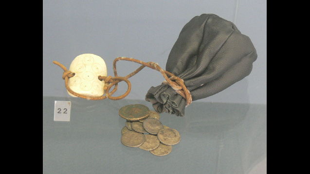 Outland Coin Purses / Кошельки для монет