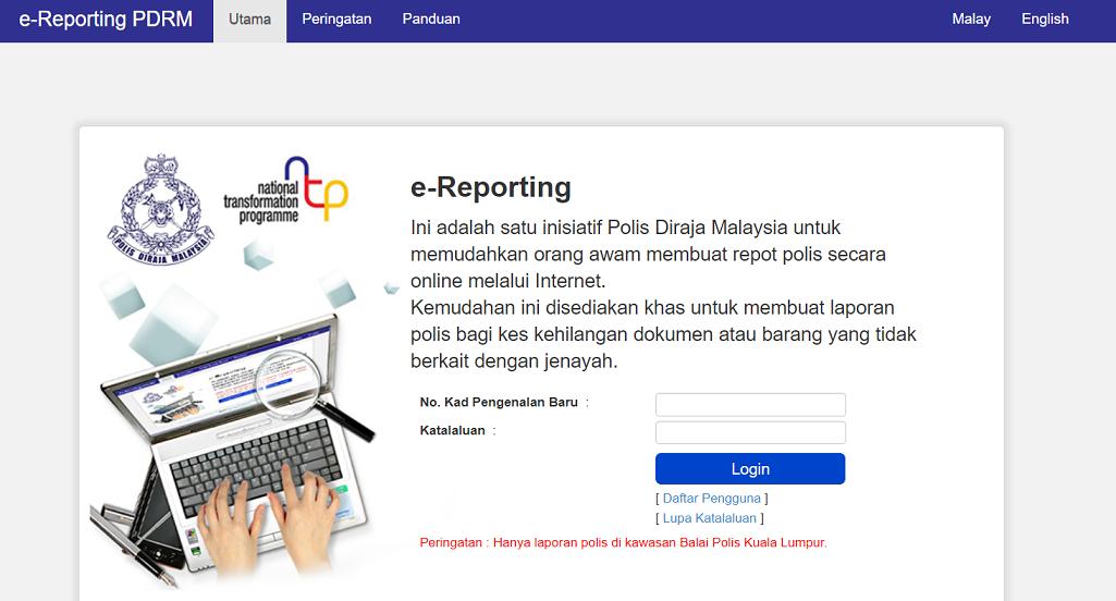 Online Polis Report