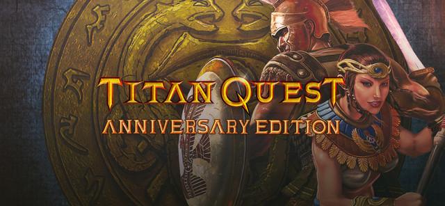 Titan Quest Anniversary Edition v.2.8b + 2 DLC (xatab)