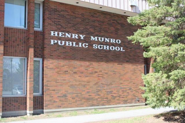 Henry Munro Middle School