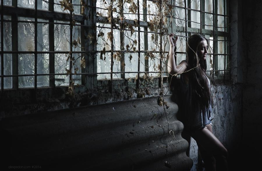 15 знойных портретов от Алексея Педана