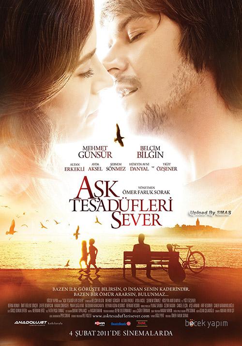 Aşk Tesadüfleri Sever | 2011 | Yerli Film | NF | WEB-DL | XviD | Sansürsüz | 1080p - m720p - m1080p | WEB-DL | Tek Link