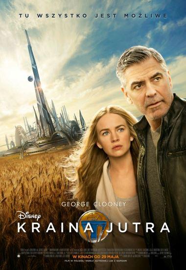 Kraina jutra / Tomorrowland (2015) PL.BRRip.XviD-GR4PE / Lektor PL