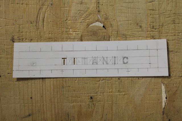 titanic - RMS Titanic 1:100 - Pagina 31 Img-847