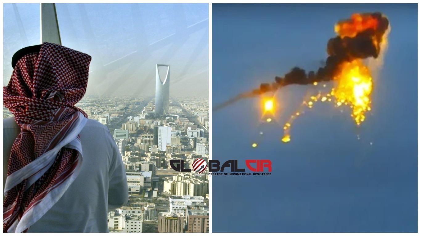 (VIDEO) PRESRETNUT PROJEKTIL ILI DRON?! Eksplozija iznad Rijada: Spriječen napad proiranskih Huta na saudijsku prijestolnicu!