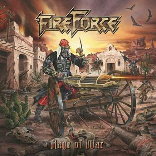 FireForce – Rage of War (2021)