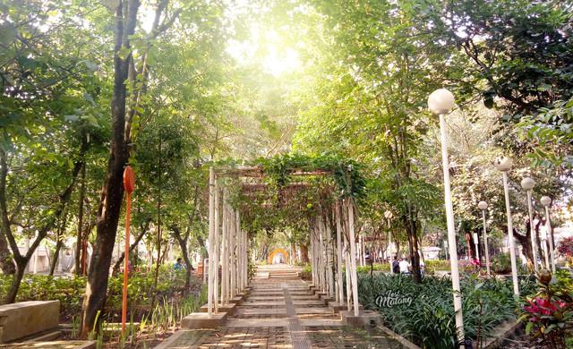 Taman Slamet Malang, Lokasi Foto Hits Kota Malang