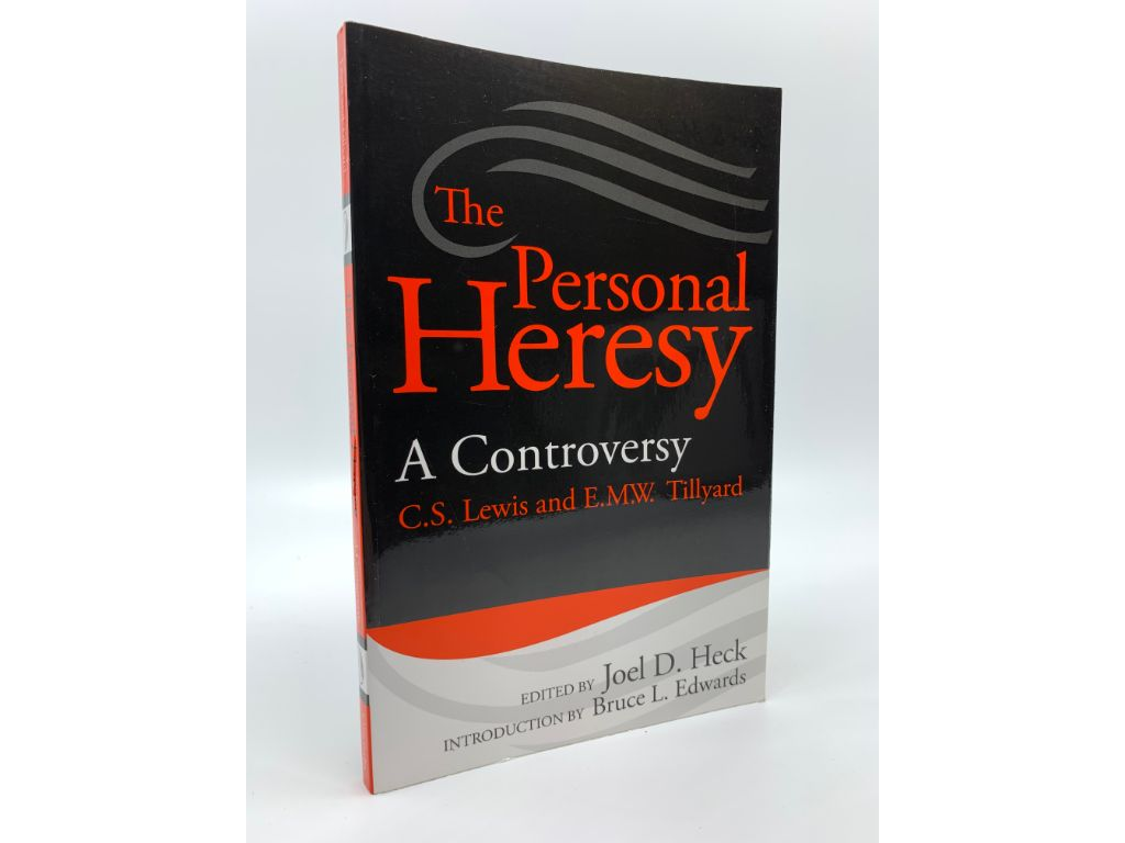 Image for The Personal Heresy; A Controversy