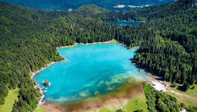 Tarvisio laghi di fusine