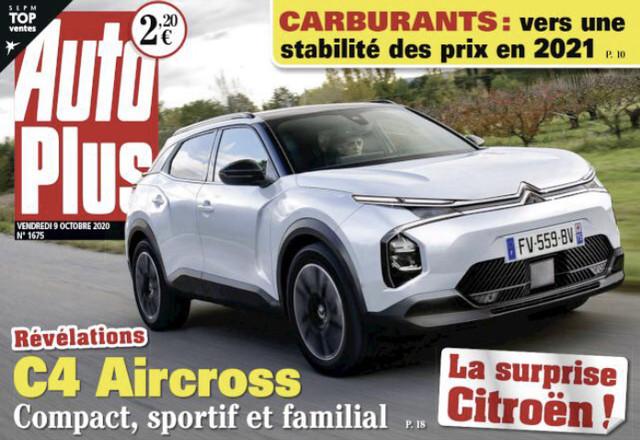 2022 - [Citroën] C4 Aircross  40-BFE7-AC-F808-49-B1-9-C43-748-BC83-A7-C59