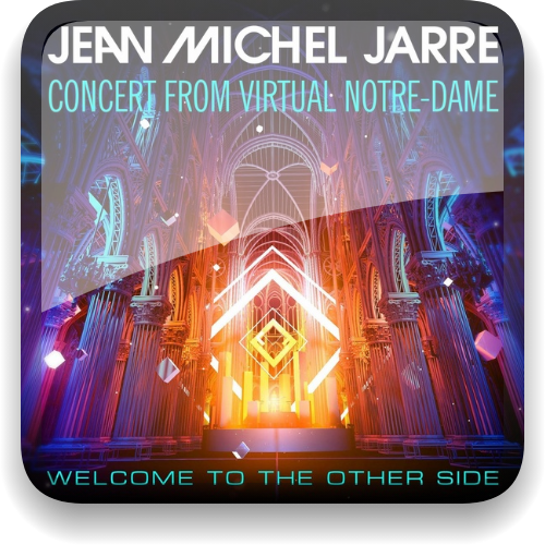 Jean-Michel Jarre - Welcome To The Other Side (Concert from Virtual Notre-Dame) (2021) FLAC