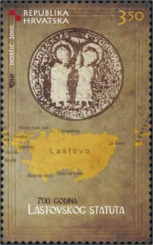 2010. year 700-GODINA-LASTOVSKOG-STATUTA