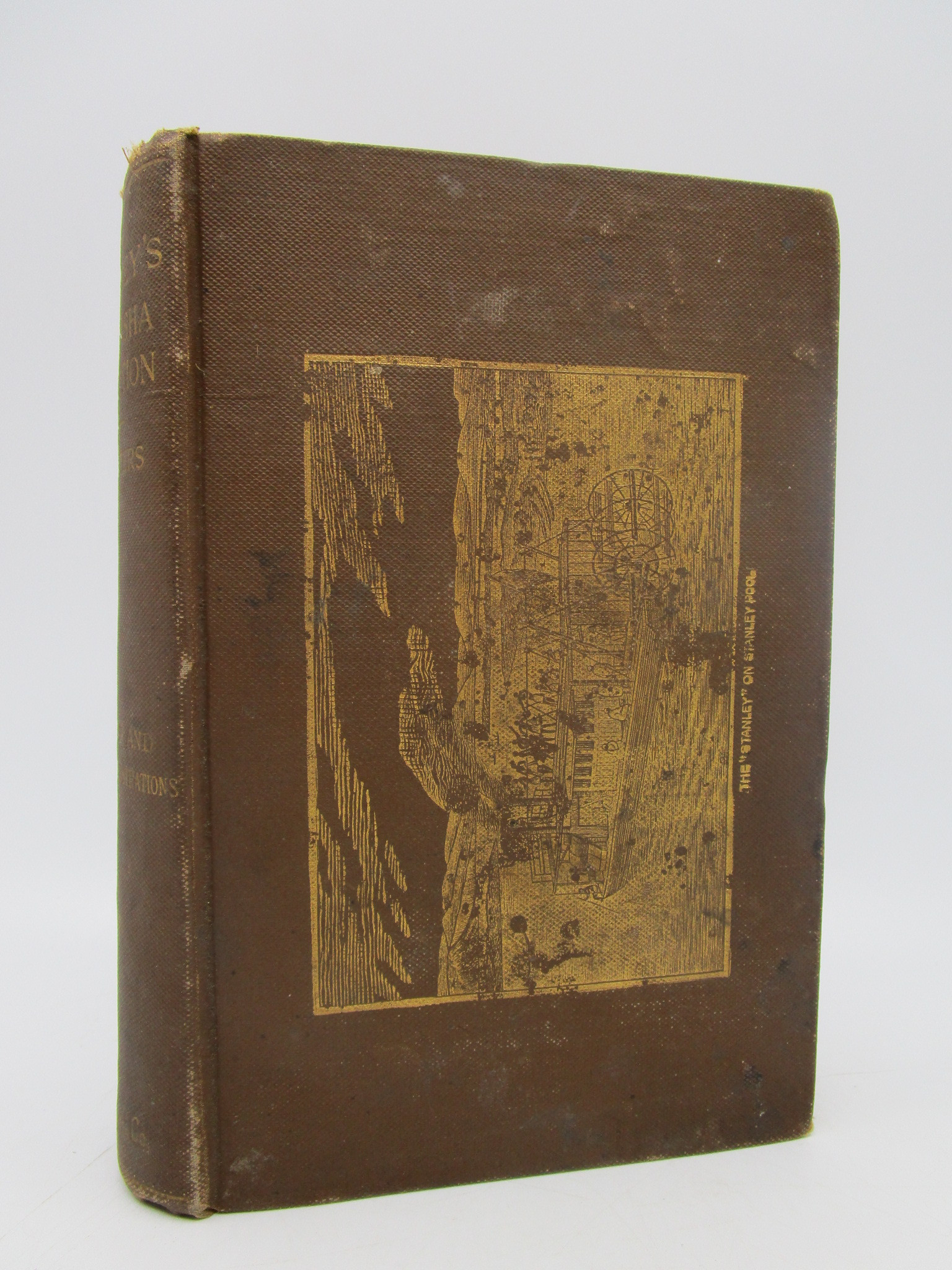 Image for Stanley's Emin Pasha Expedition (First American Edition)