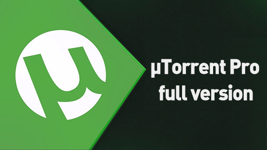 µTorrent Pro 3.5.5 Build 45291